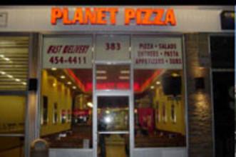 PLANET PIZZA - Lerne Sefe